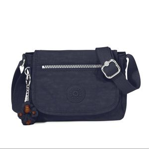 Kipling navy blue crossbody bag